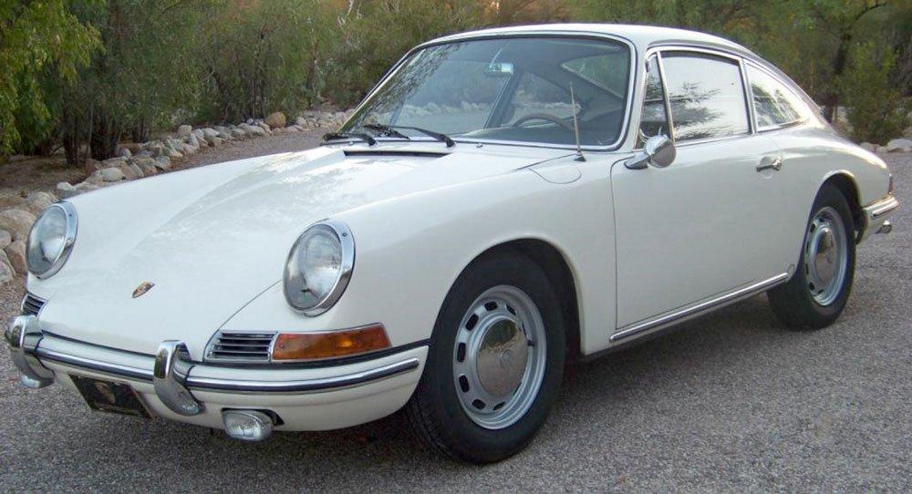 boîte de vitesse porsche 911 2l millésime 1966
