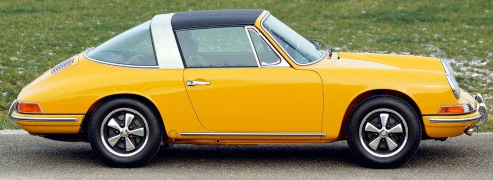 boîte de vitesse porsche 911 2l millésime 1968
