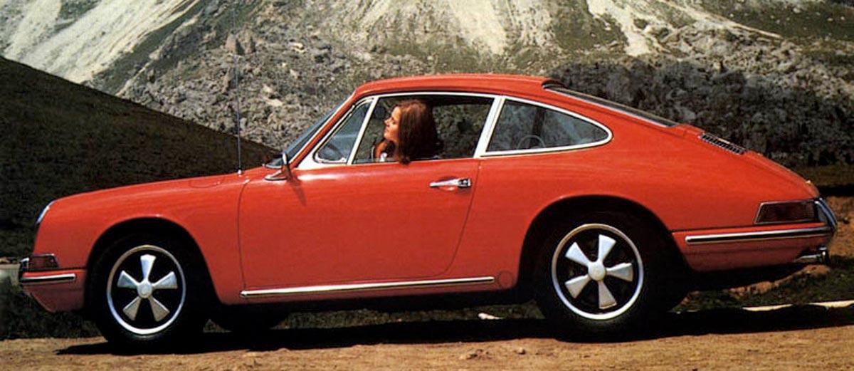 boîte de vitesse porsche 911 2l 1965 1969 05
