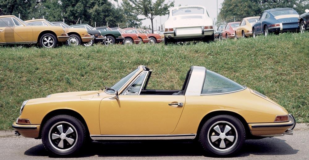 boîte de vitesse porsche 911 classic 1969