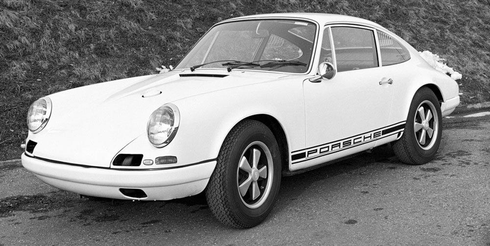 boite vitesse porsche 911 R 1967