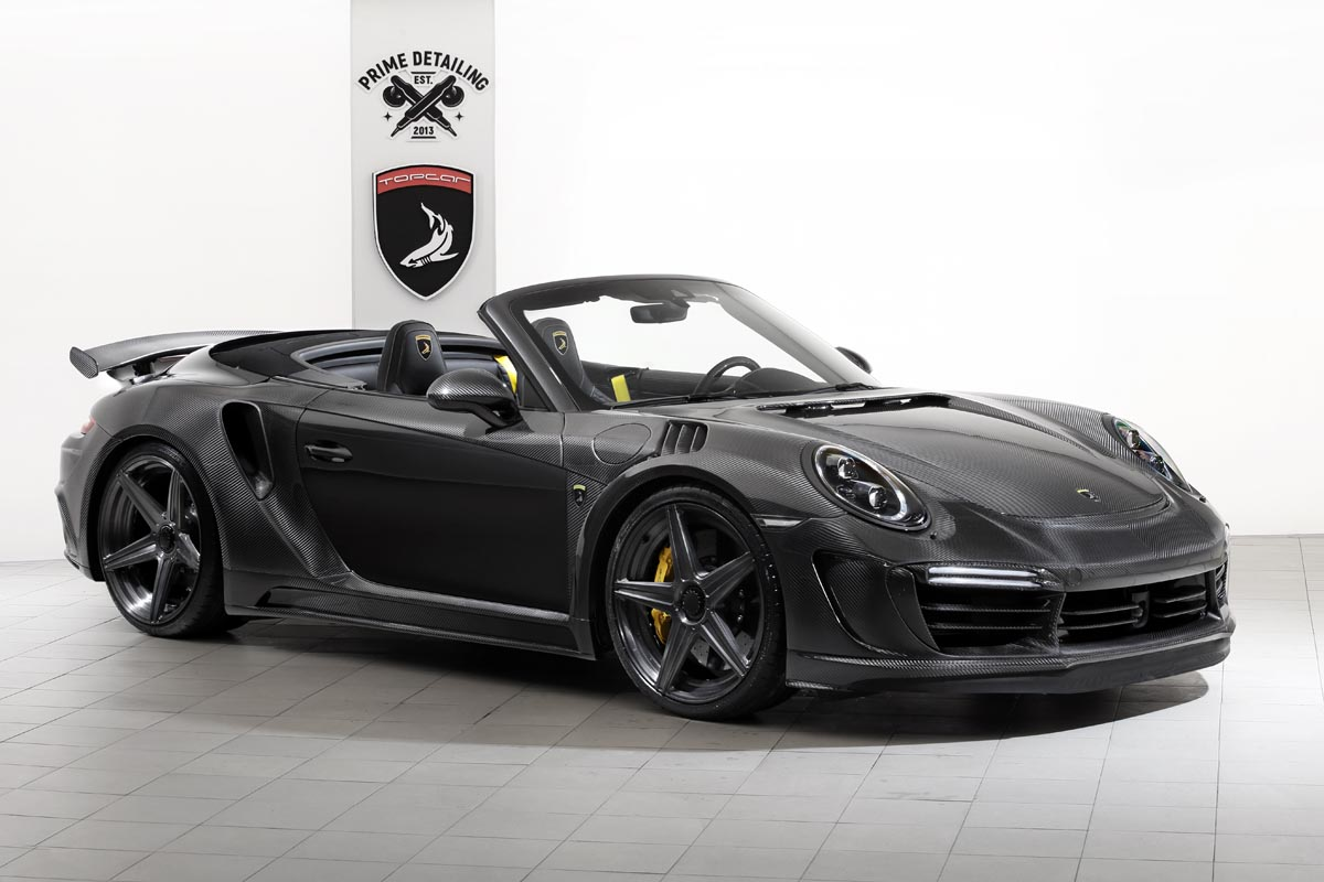 Topcar porsche 991 2 turbo s stinger gtr carbon edition 21