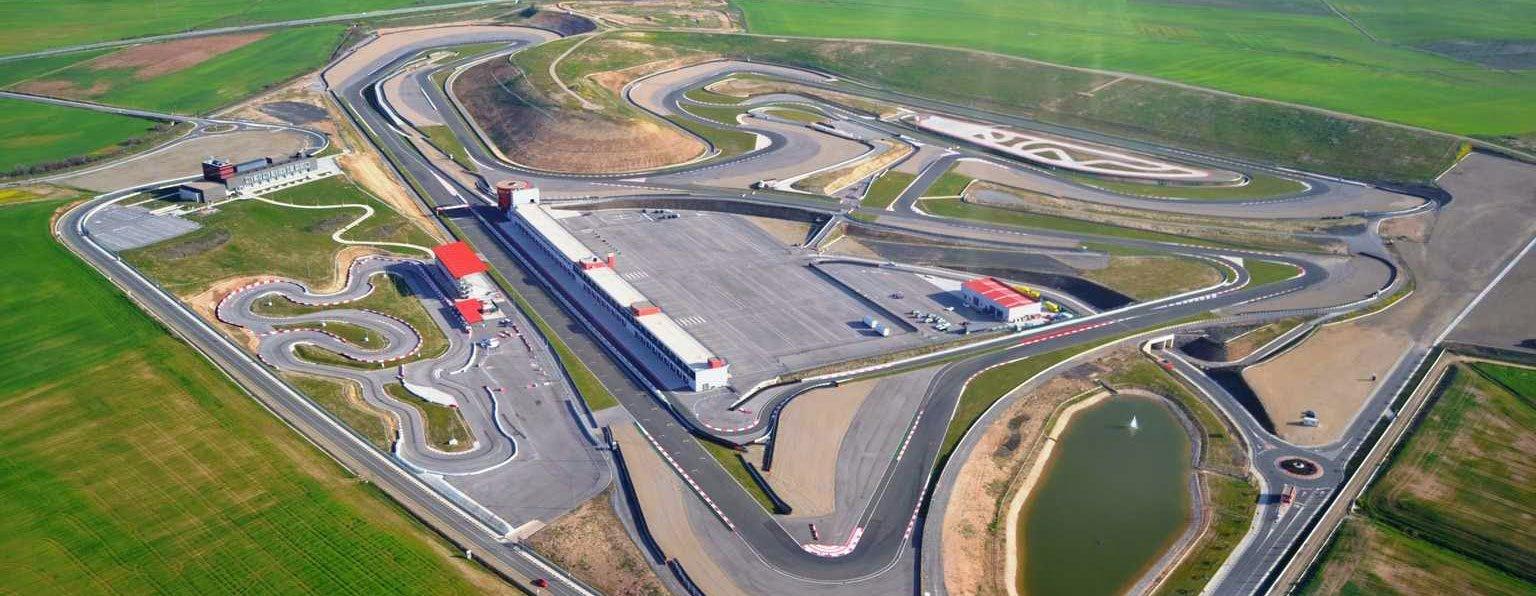 Circuito Los Arcos Calendario 2018 : Porsche club toulouse sortie circuit à los arcos le