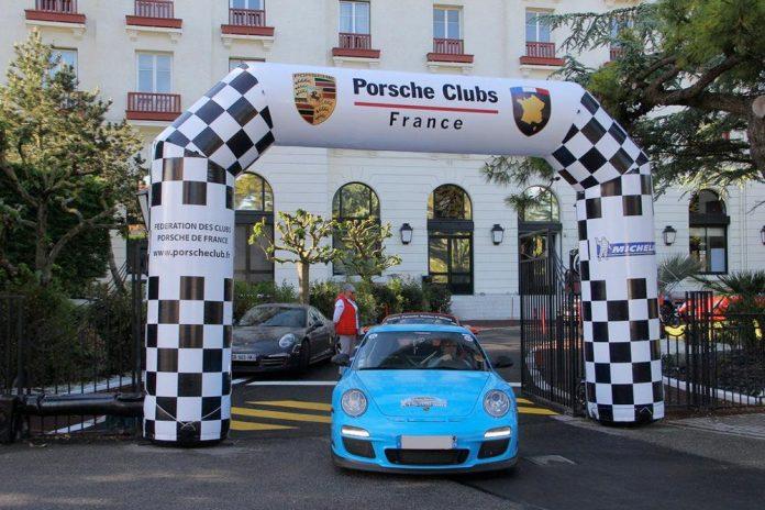 rallye clubs Porsche France 2018
