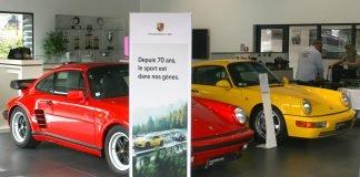 70 ans Centre Porsche Calssic Rouen 01