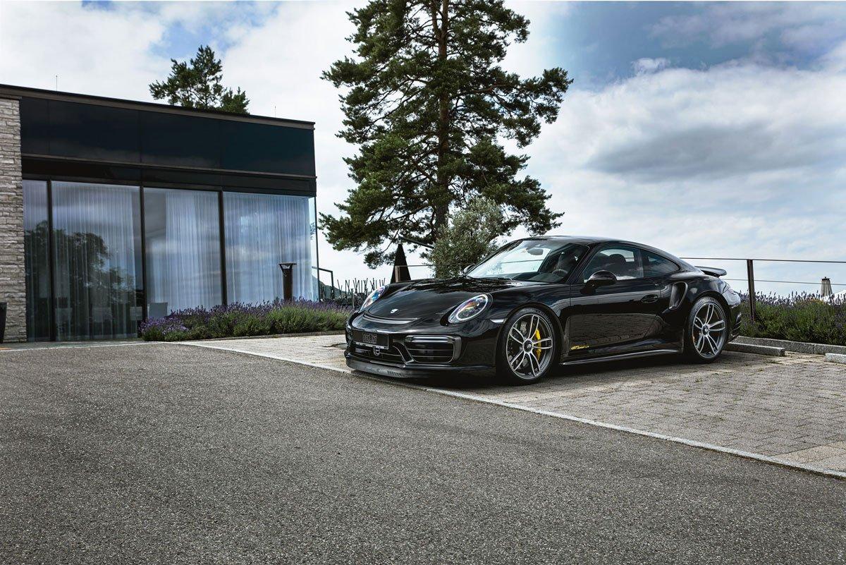 Dossier Techart Porsche 911 Turbo S 991 MK2 01