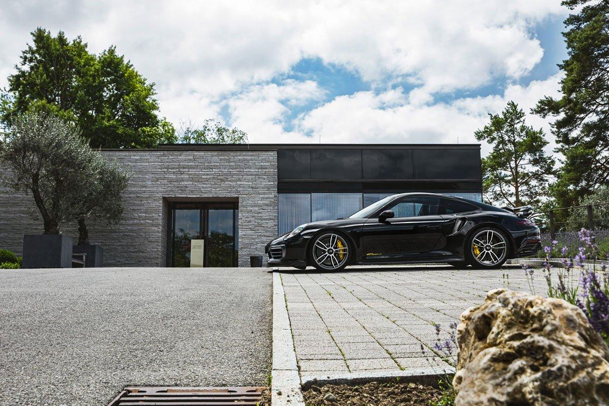 Dossier Techart Porsche 911 Turbo S 991 MK2 02