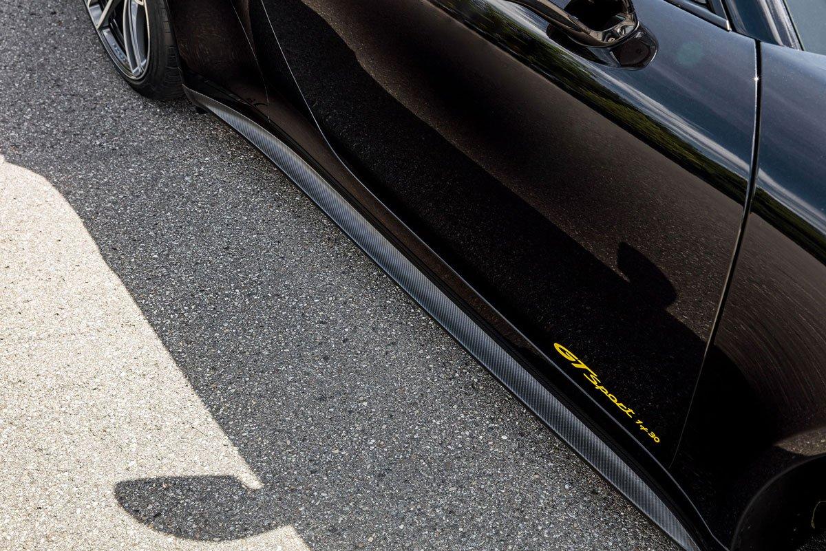 Dossier Techart Porsche 911 Turbo S 991 MK2 05