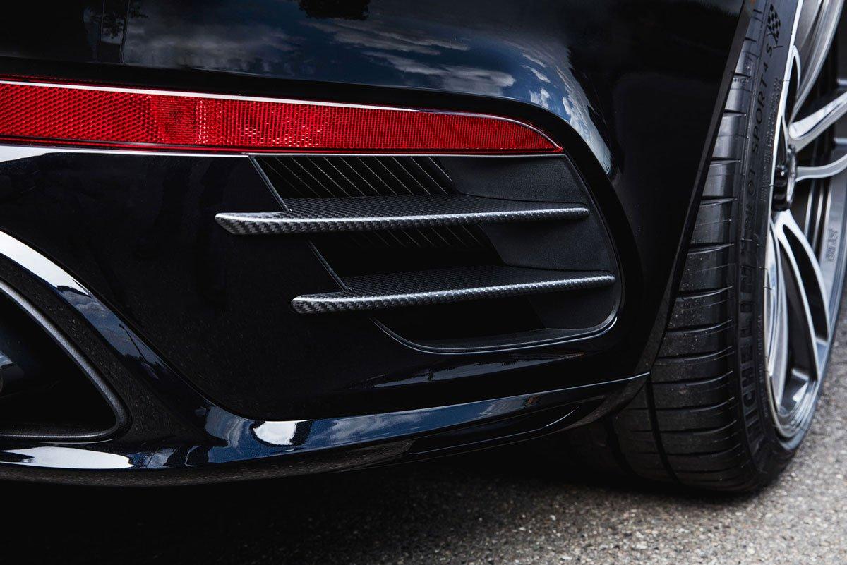 Dossier Techart Porsche 911 Turbo S 991 MK2 11