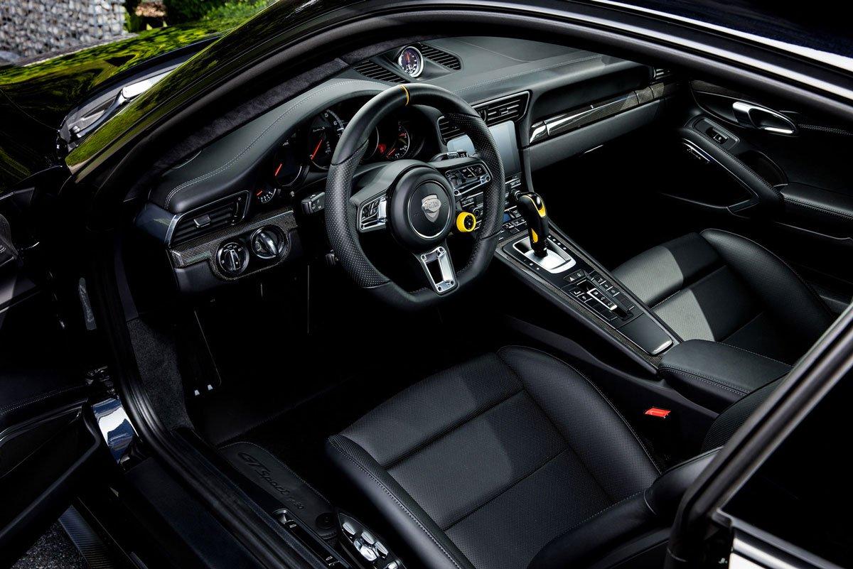 Dossier Techart Porsche 911 Turbo S 991 MK2 16