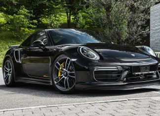 Dossier Techart Porsche 911 Turbo S 991 MK2 21