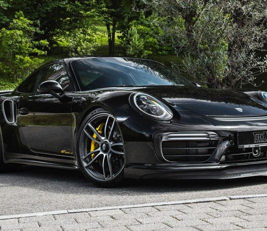 Dossier Techart Porsche 911 Turbo S 991 MK2 21