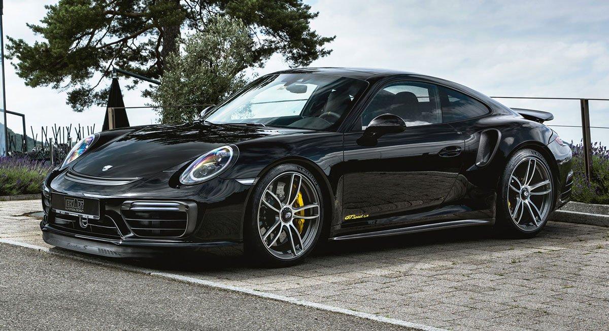 Dossier Techart Porsche 911 Turbo S 991 MK2 23