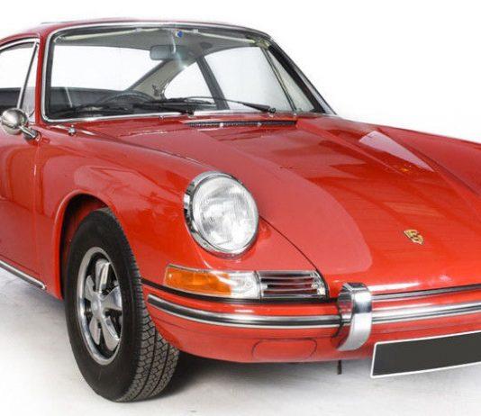 Guide achat porsche 911 2l de 1965 à 1969 : les amortisseurs et barres de torsions-01