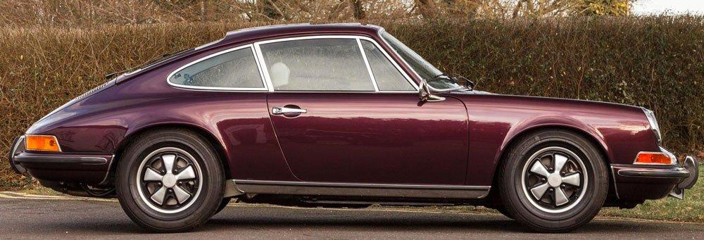 Guide achat porsche 911 2l de 1965 à 1969 : les amortisseurs et barres de torsions 08