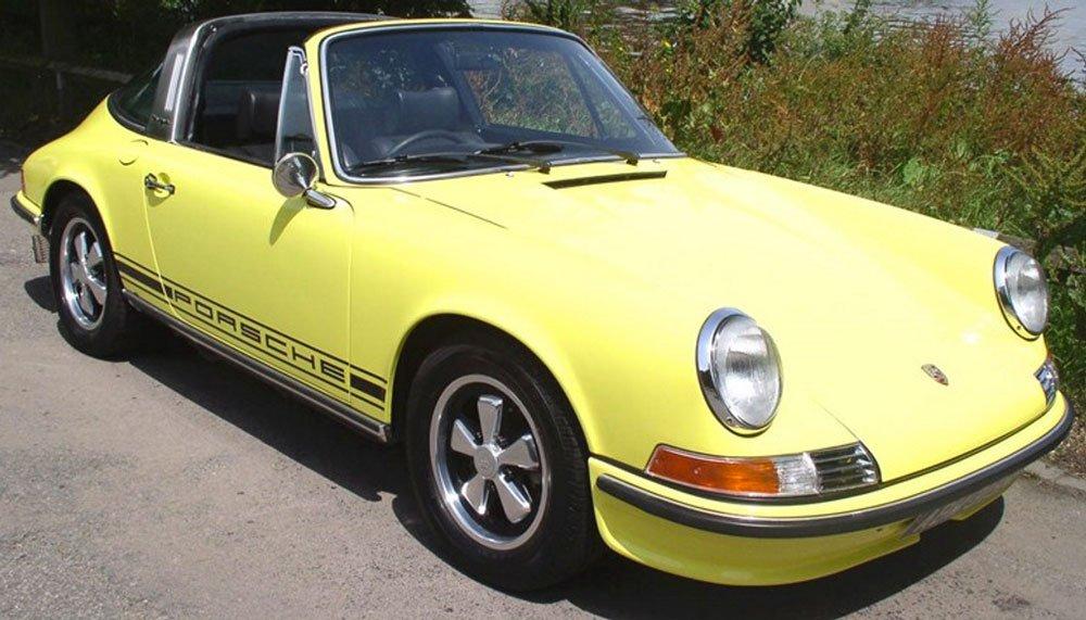 Guide achat porsche 911 2l de 1965 à 1969 : les amortisseurs et barres de torsions 09