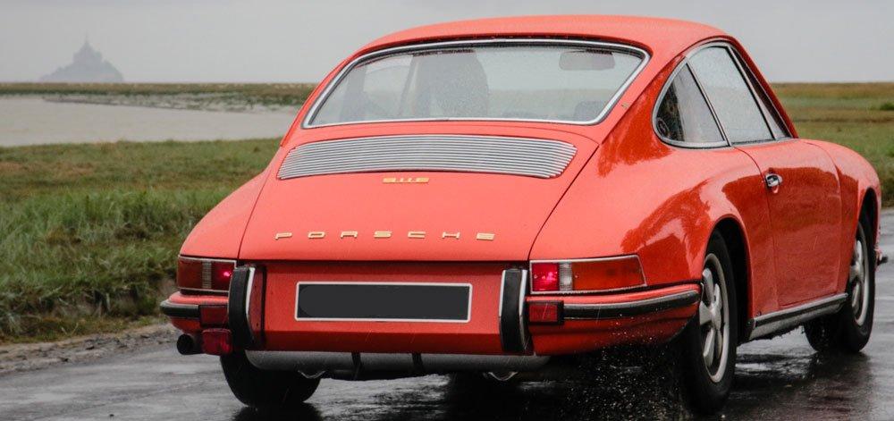 Guide achat porsche 911 2l de 1965 à 1969 : les amortisseurs et barres de torsions 10