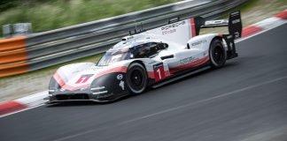 Timo bernhard Porsche record nurburgring