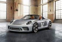 porsche 911 991 speedster