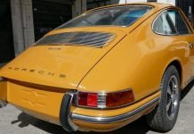Guide achat Porsche 911 2.0l 1965-1969 Barres torsion antiroulis 12