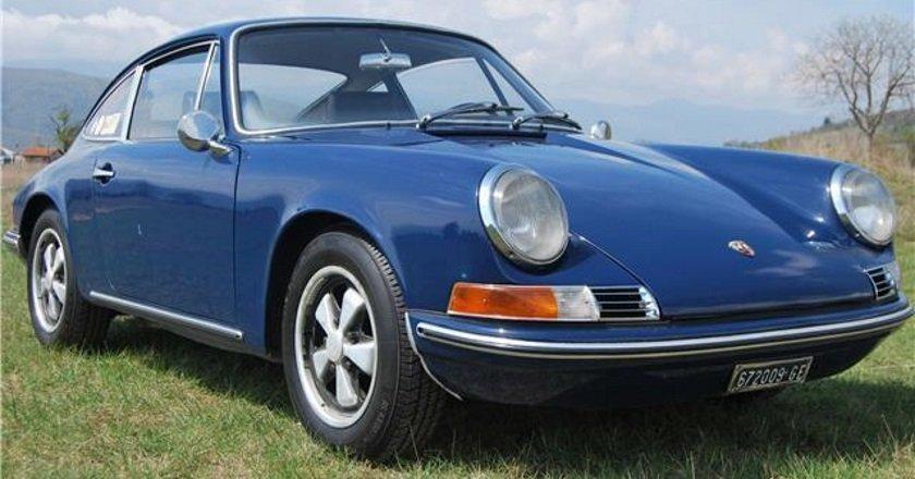 Guide achat Porsche 911 2.0l 1965-1969 systeme freinage disque 17b