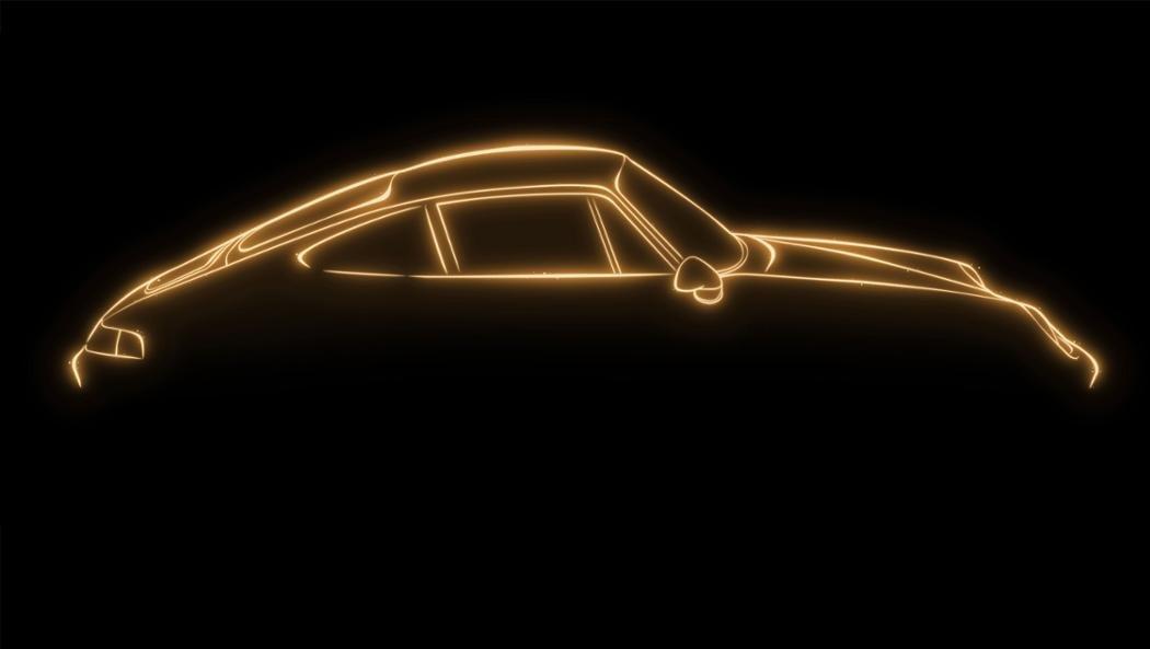 project Gold Porsche Classic