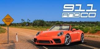 Porsche 911 (991) GT3 Cabriolet