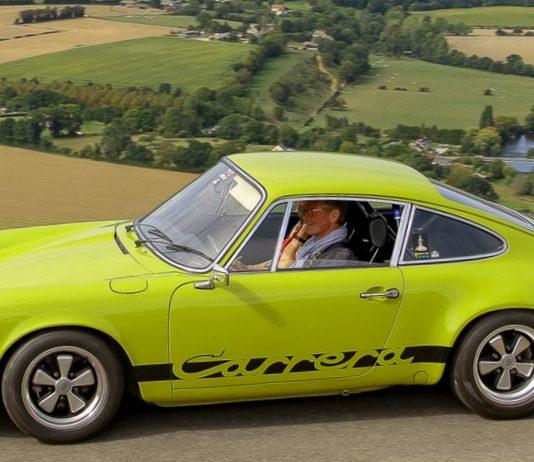 4ème édition Porsche Classic en Normandie 2018