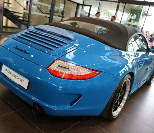 70 ans de Porsche célébrés à Mulhouse 06