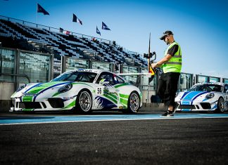 Carrera Cup Magny-Cours 2018-12
