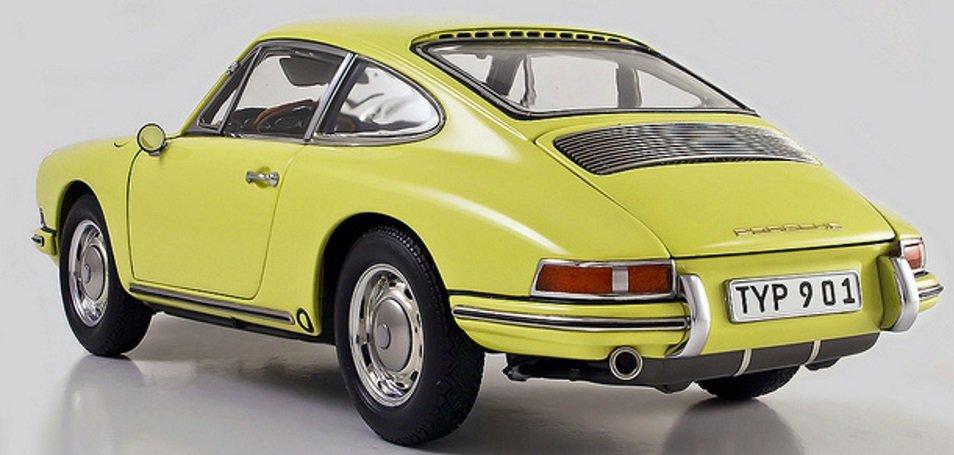 Evolution de la carrosserie des Porsche 911 2l de 1965 à 1969 12