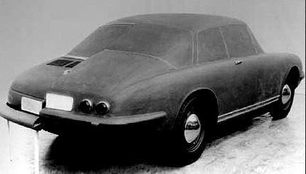 Evolution de la carrosserie des Porsche 911 2l de 1965 à 1969 04