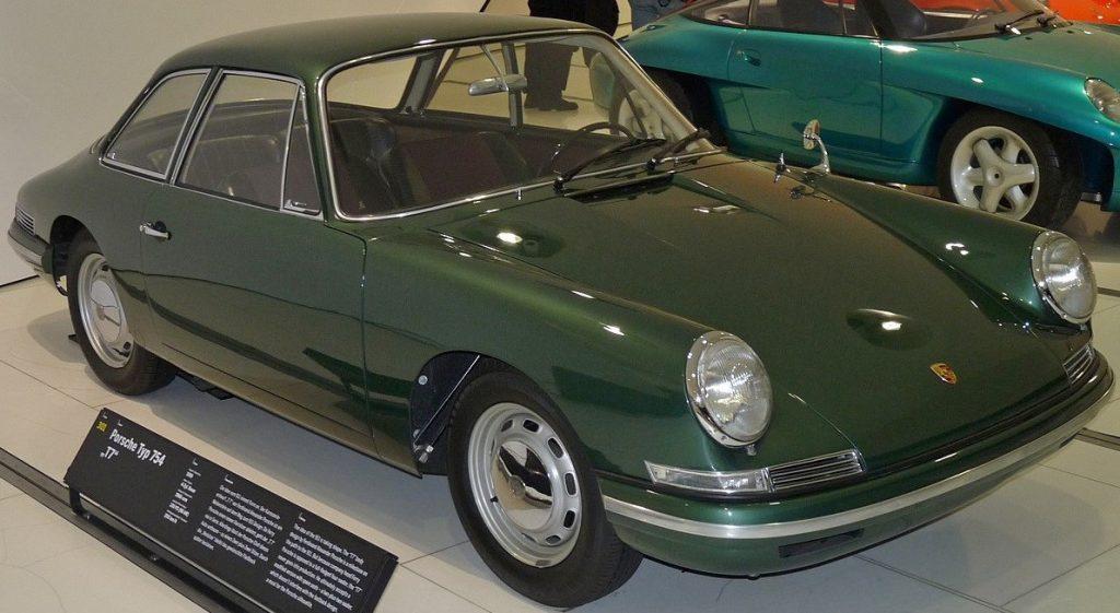 Evolution de la carrosserie des Porsche 911 2l de 1965 à 1969 06