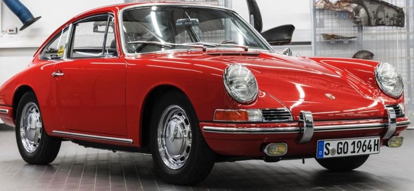 Evolution de la carrosserie des Porsche 911 2l de 1965 à 1969 16