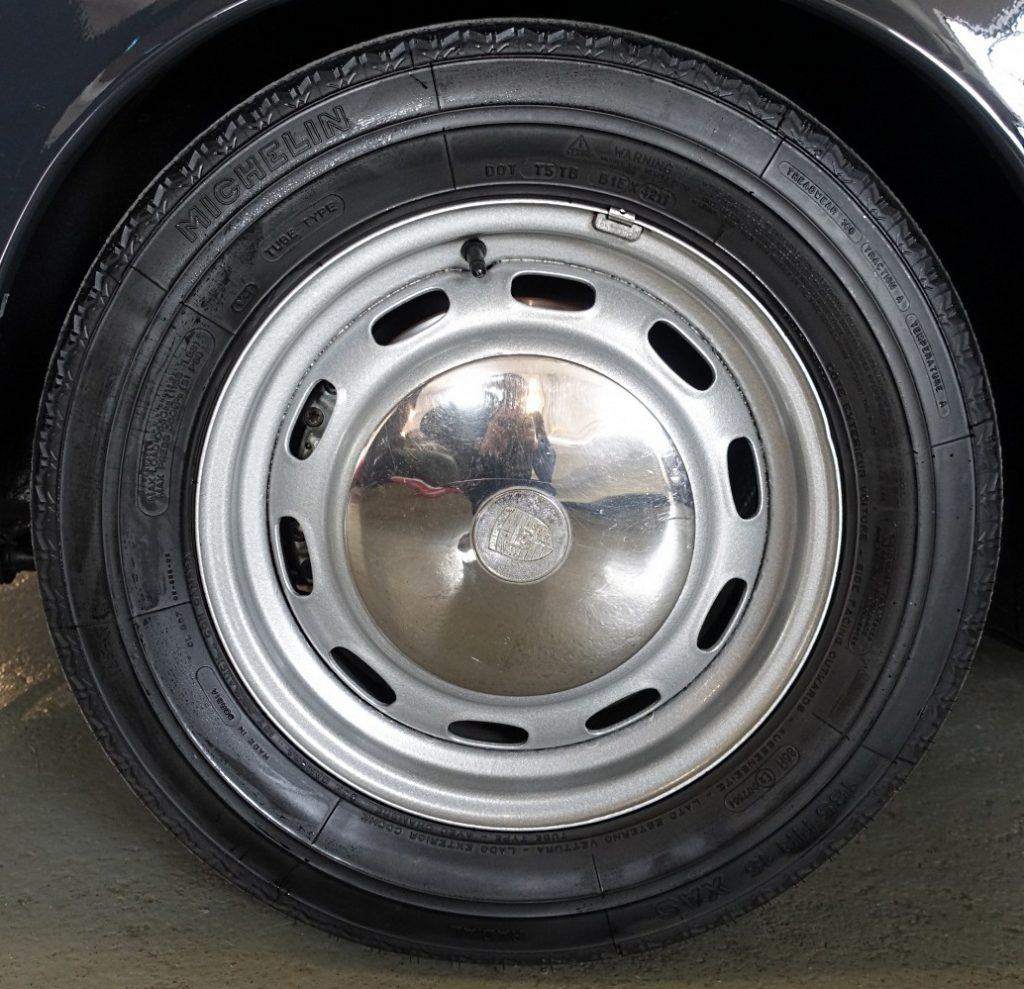 Evolution de la carrosserie des Porsche 911 2l de 1965 à 1969 22