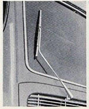 Evolution de la carrosserie des Porsche 911 2l de 1965 à 1969 28
