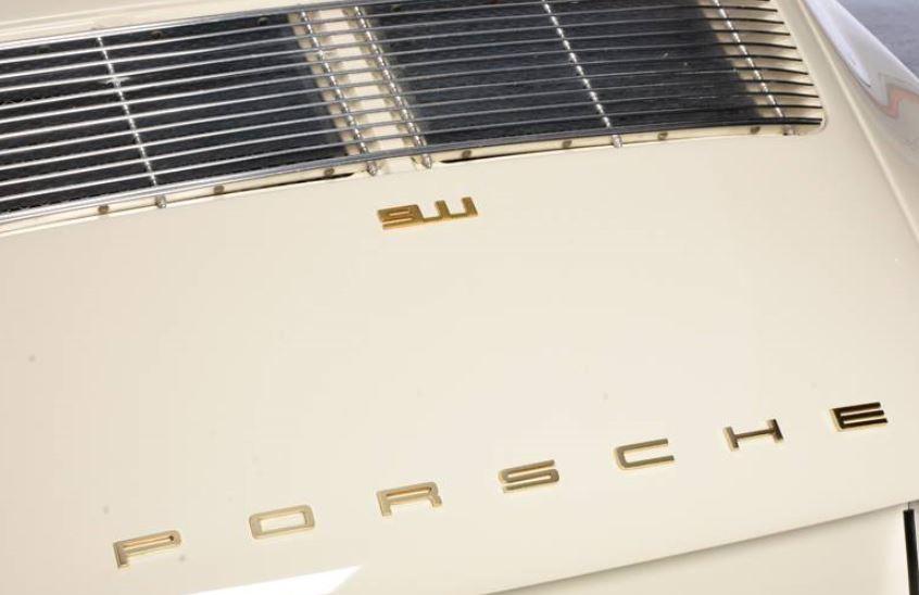 Evolution de la carrosserie des Porsche 911 2l de 1965 à 1969 33