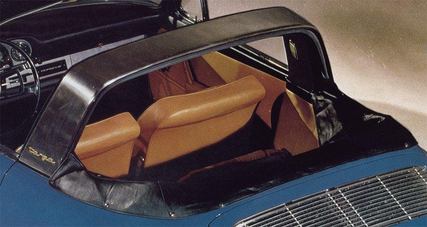 Evolution de la carrosserie des Porsche 911 2l de 1965 à 1969 38