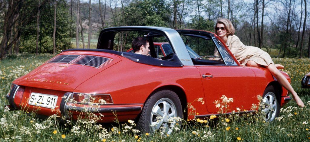 Evolution de la carrosserie des Porsche 911 2l de 1965 à 1969 41