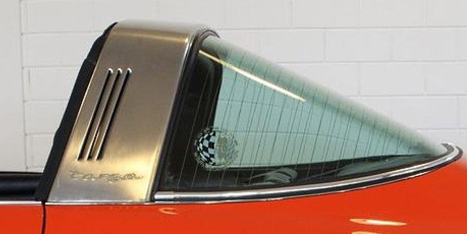 Evolution de la carrosserie des Porsche 911 2l de 1965 à 1969 52