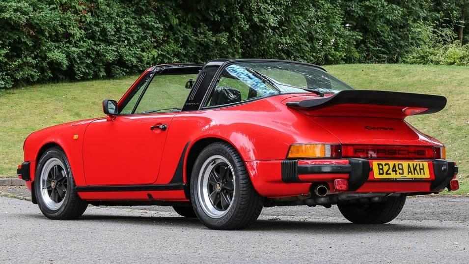 e1373c639d1567 Belle sélection Porsche pour la vente CCA de septembre