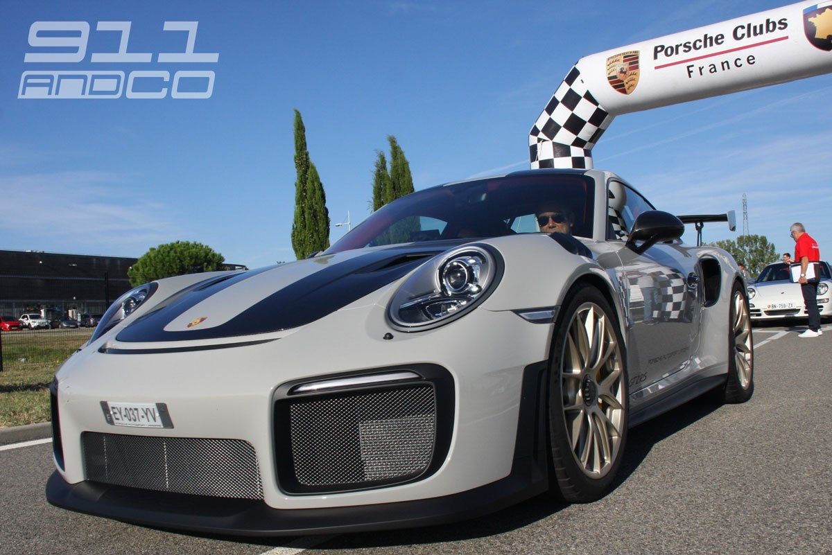 Porsche Nougat Cup 2018