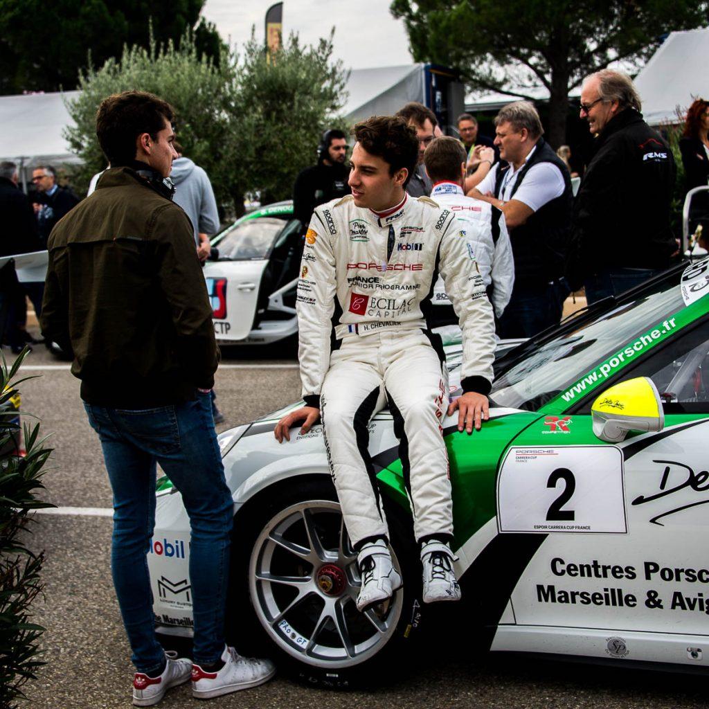 PPorsche Carrera Cup PAUL RICARD 2018-13