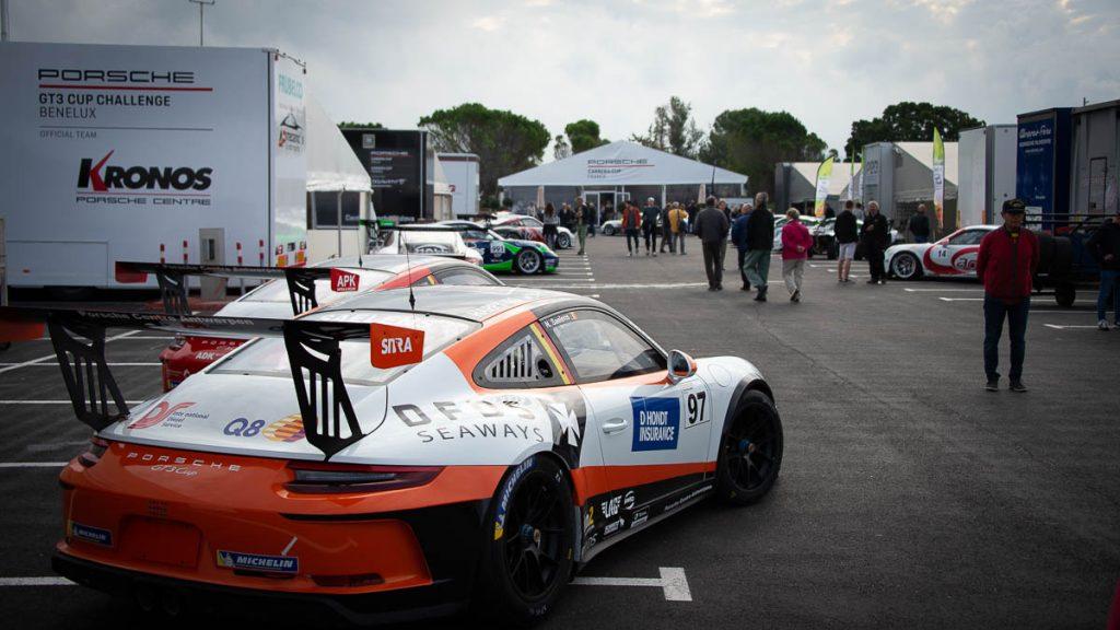 Porsche Carrera Cup PAUL RICARD 2018-20