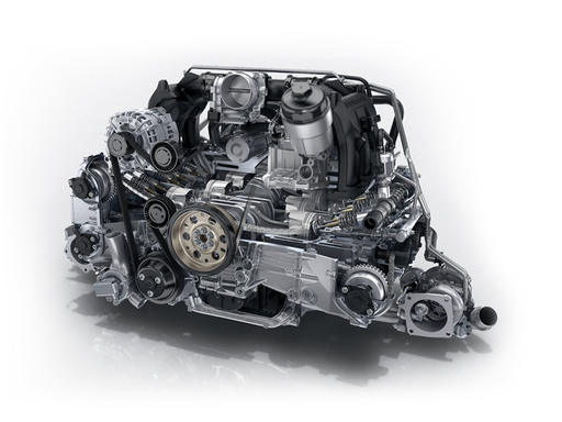 moteur porsche 911 Carrera 991 Mk2