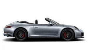 porsche 911 Carrera 4 GTS cab 991 mk2