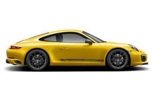 porsche 911 Carrera T 991 mk2