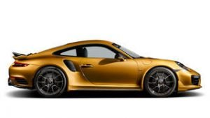 porsche 911 Turbo S Exclusive Series 991 mk2