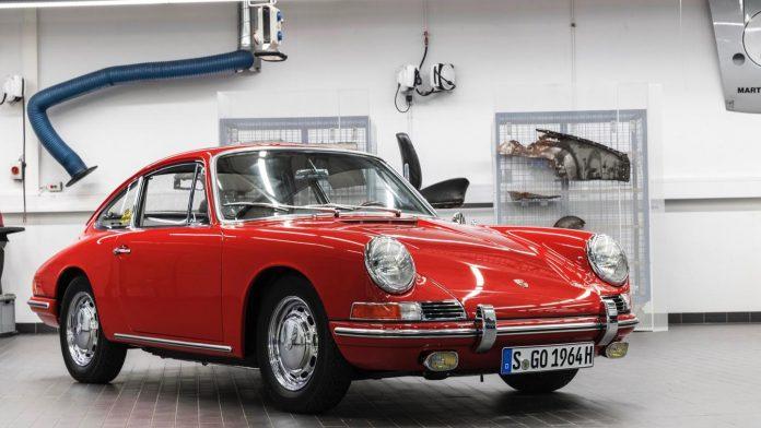 Guide achat Porsche 911 2.0-l-1965-1969 Equipement intérieur 01