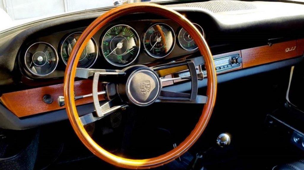 Guide d'achat Porsche 911 2.0 l de 1965 à 1969 - Equipement intérieur 07